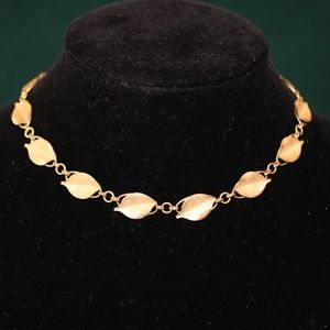 Vintage 12K GF Gold Filled Necklace Chain